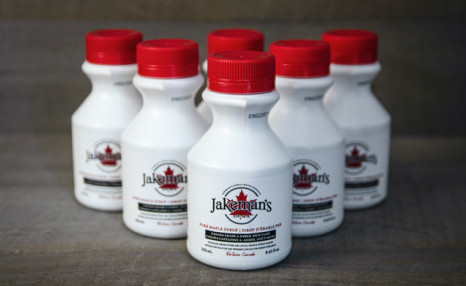 $36 for 6 x 250 mL Bottles of Gourmet Maple Syrup (a $72 Value)