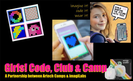 $149 for a Girls! Code Club and Camp for Ages 10 - Teens (a $175 Value)