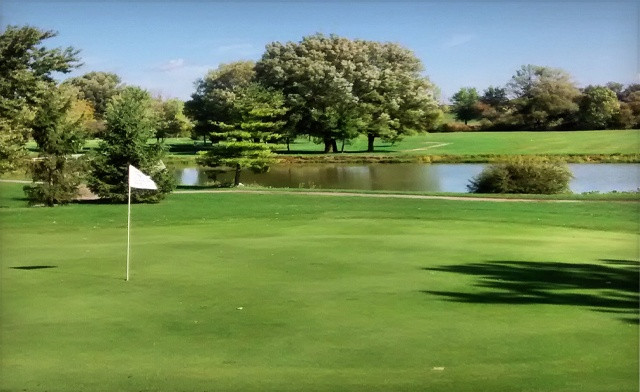 $109 for Unlimited Holes of Golf for 2 with Power Cart (a $218 Value)