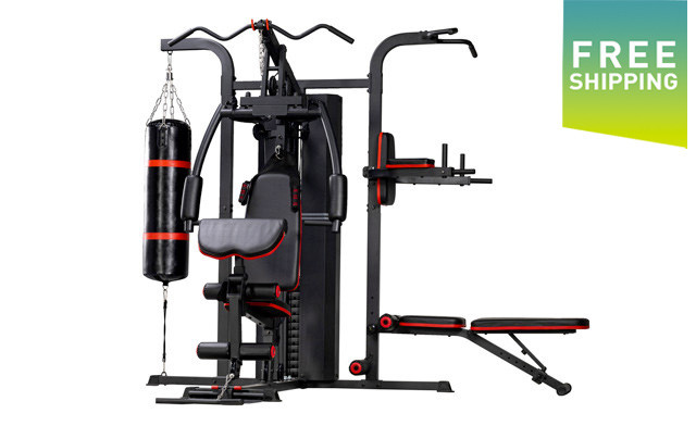 $1,599 for a 5-Person At Home Gym Station (a $2,000 Value)