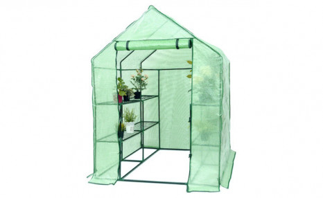 $199.95 for a Mini Walk-In Greenhouse (a $348.99 Value)