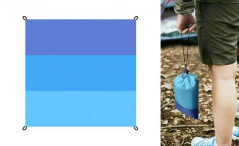 Up to 65% off a Waterproof Beach Blanket