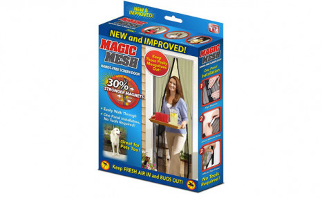 Click to view $10 for a Miracle Mesh Magnetic Screen Door (a $35 Value)