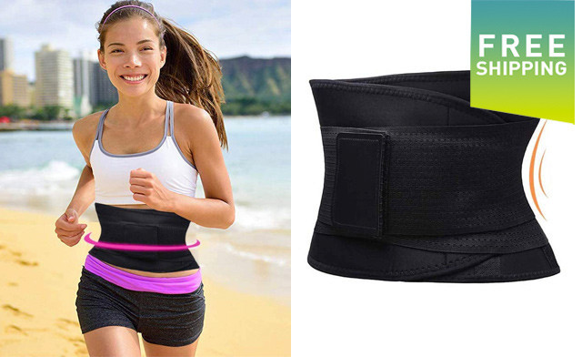 Click to view $12.95 for a Women's Waist Trainer (a $39 Value)
