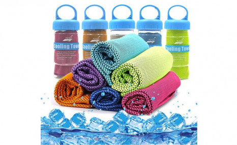 Click to view $14.95 for an Instant Cooling Towel (a $39 Value)
