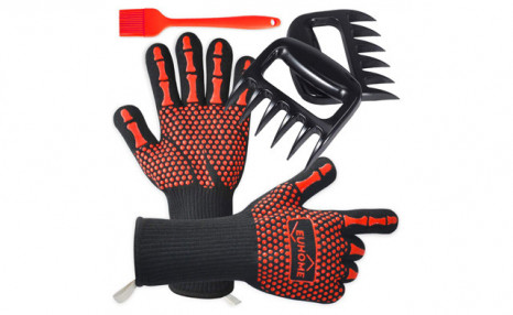 Click to view $24.95 for a Set of BBQ Accessories (a $60 Value)