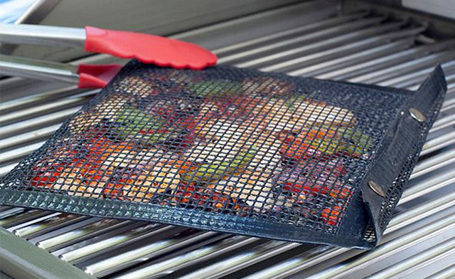 Up to 54% off Reusable Mesh Grilling Bags