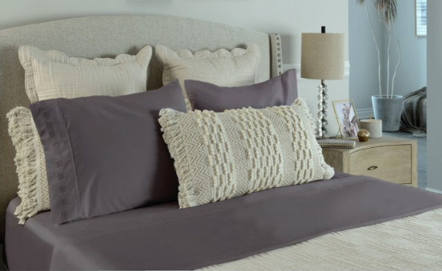 $19 for a 4Pc 9900 Platinum Series Bed Sheet Set (a $139 Value)