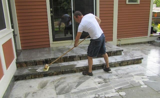 $99 for a Front Porch Cleaning and Sanitizing (a $229 Value)