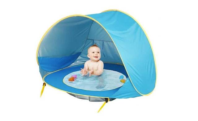 $34.95 for a Kids Outdoor Play Tent (a $79 Value)