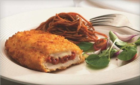 $35 for 4 kg of Breaded Chicken Parmesan (a $65 Value)
