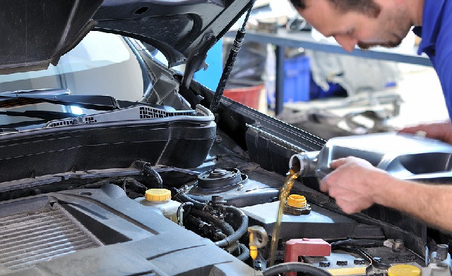 $59 for 2 Oil Changes with a Multi-Point Vehicle Inspection (a $99 Value)