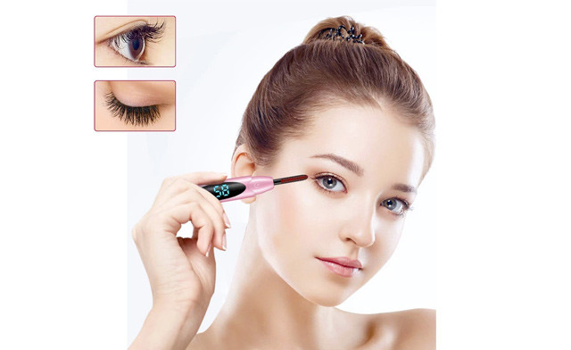 $27.95 for a Rechargeable Heated Eyelash Curler (a $49 Value)