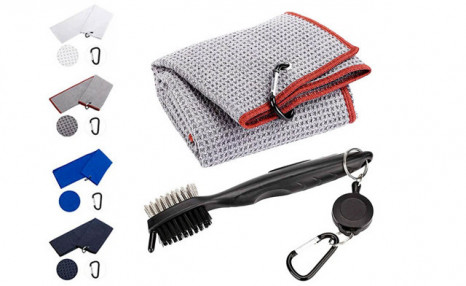$19.95 for a Golf Cleaning Kit (a $49 Value)