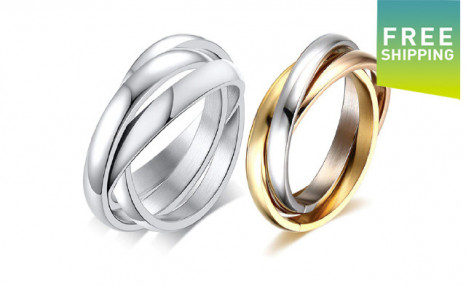 $17.99 for an Infinity Ring (a $79.99 Value)
