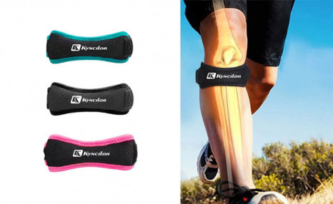 $18 for a 2Pc Adjustable Knee Protector (a $58 Value)