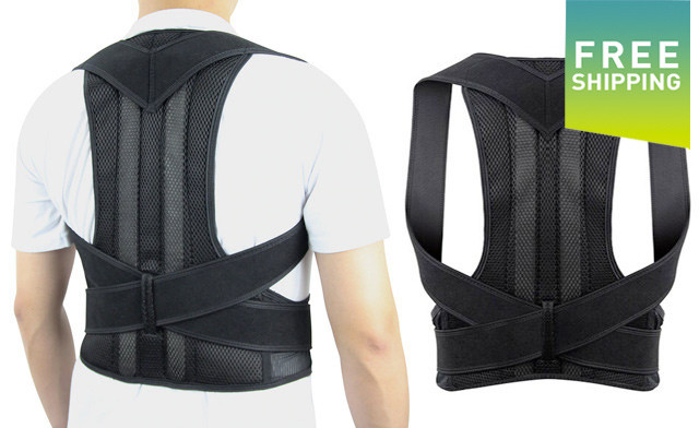 $22.95 for a Posture Corrector Brace (a $58.99 Value)