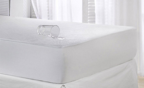 Up to 75% off Cotton Terry Waterproof Mattress Protector
