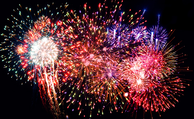 Up to 49% off Victoria Day Fireworks
