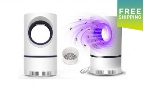 $21.95 for an Ultraviolet Mosquito Zapper (a $59 Value)
