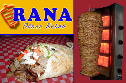 3 For Your Choice Of A Chicken Or Beef Doner Kebab Wrap From Rana Taste Of Turkish Regularly 6 Wagjag