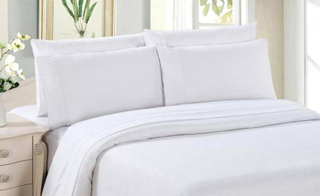 $32.77 for a 6-Piece Bamboo Sheet Set (a $139 Value)