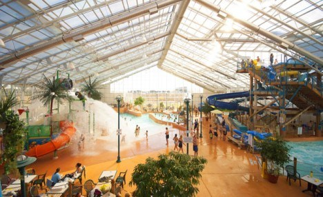 Up to 57% off Water Park Passes in Niagara Falls