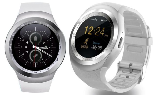 $24 for an Android Slick 'N' Fit Smart Watch (a $64.41 Value)