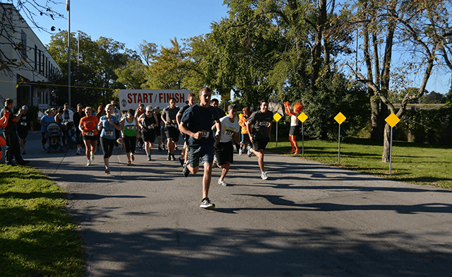 Up to 48% off Registration to the Annual Angels N Motion Run on September 21, Presented by the Victim Assistance Volunteer Program