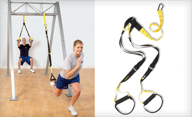 $79 for a Full-Body Suspension Fitness Training Kit (a $180 Value)