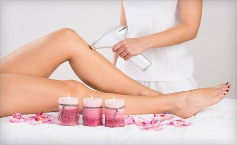 $179 for 1 Year of Unlimited Laser Hair Removal on Up to 7 Body Parts - 6 Locations Available (a $2,500 Value)