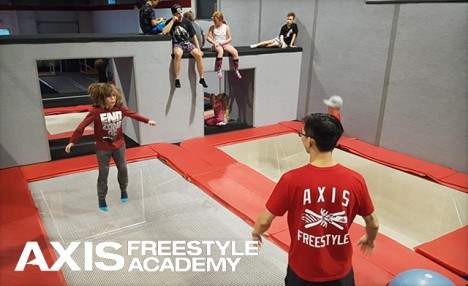 Up to 46% off Summer Camp and Birthday Party Packages from Axis Freestyle Academy