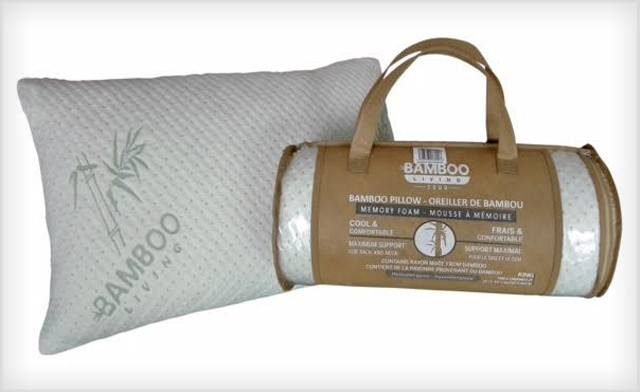 Up to 68% off a Bamboo Pillow