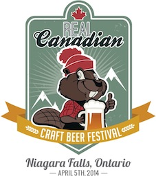 Up to 44% off the Real Canadian Craft Beer Festival in Niagara Falls (2 Options)