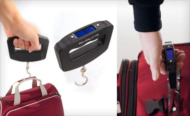 $14 for an EZ Carry Digital Luggage Scale (a $39.95 Value)