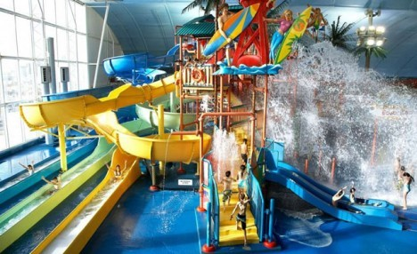 Hotel Stay including Waterpark Passes in Niagara Falls