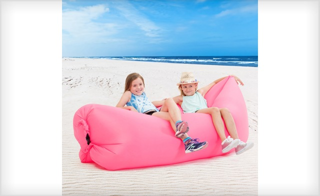 $19.99 for a Cocoon Inflatable Air Lounger (a $90.40 Value)
