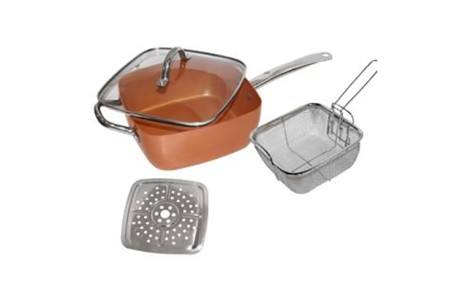 Click to view RLogistics (Gravitti Cookware Set) - February 11, 2019 - Andrew