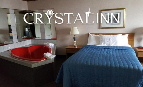 Food and Fun Getaway at the Crystal Inn