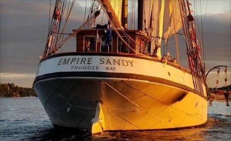 $99 for a Dinner Cruise for 2 with Tall Ship Empire Sandy (a $170 Value)