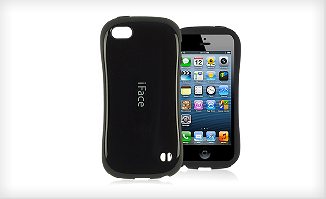 $9 for an iFace Phone Case for iPhone 4/4s, 5/5c/5s or Samsung GS4 (a $25 Value)