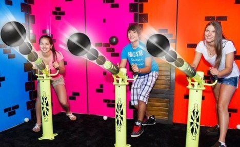 Up to 83% off Admissions to Captain Jack's Fun Center