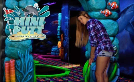 Click to view Up to 83% off the Ultimate Mini Putt Adventure in Niagara Falls