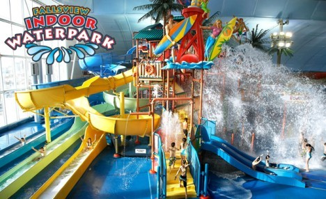 Up to 44% off Water Park Admission in Niagara Falls
