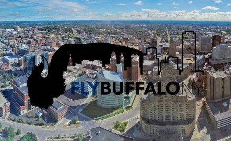 Buffalo City Helicopter Tour for One, Two, or Three by FlyBuffaloNY