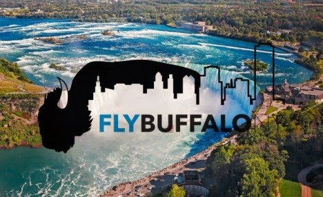 Click to view Niagara Falls Helicopter Tour for One, Two, or Three by FlyBuffaloNY