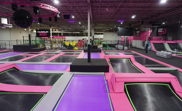 Up to 58% off at The Flying Squirrel Winnipeg - The World's Largest Indoor Trampoline Fun Parks!