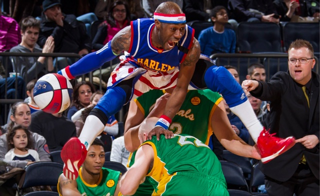 Up to 41% off Globetrotters Tickets in Mississauga on April 6, 2019