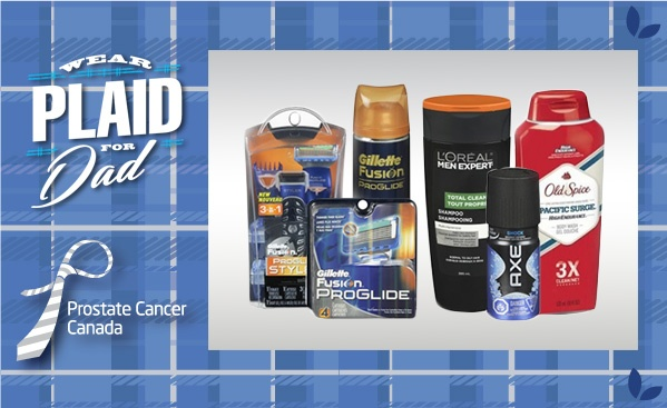 58% off a Men's Shopping Spree in Support of Prostate Cancer Research