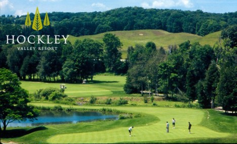 $99 and Up for 18 Holes of Golf for 2 Including Power Cart + Same Day Replay with Hockley Valley Resort